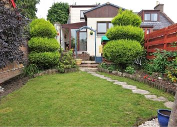 Thumbnail 2 bed terraced house for sale in Roods, Kirriemuir