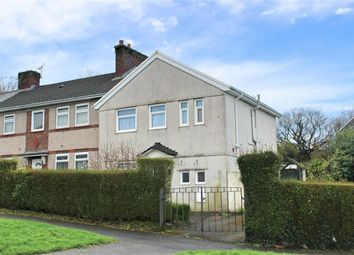 Thumbnail 3 bed end terrace house for sale in Llwyn Derw, Fforestfach, Swansea
