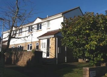 Thumbnail 2 bed flat for sale in Trevarrick Road, St. Austell, Cornwall