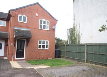 Thumbnail 3 bedroom town house for sale in St. Pauls Gardens, Hinckley