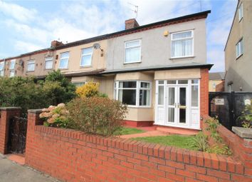 Thumbnail 3 bed end terrace house for sale in Guion Road, Litherland