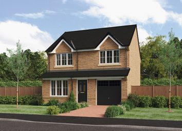 Thumbnail 3 bed detached house for sale in Brandling Way, Hadston, Morpeth