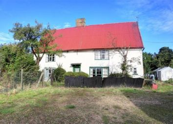 Thumbnail 4 bedroom detached house for sale in High Street, Mepal, Ely