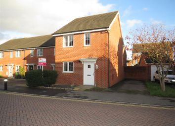 Thumbnail 3 bed end terrace house for sale in Somers Way, Eastleigh