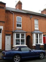 Thumbnail 2 bedroom terraced house to rent in Cradock Road, Clarendon Park, Leicester