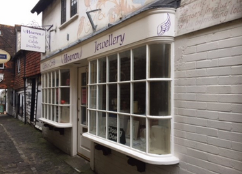Thumbnail Retail premises to let in The Shambles, Sevenoaks