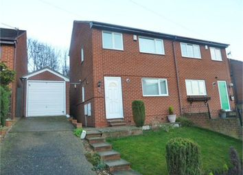 Thumbnail 3 bed semi-detached house for sale in Thoresby Avenue, Barnsley, South Yorkshire
