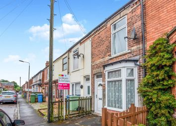 Thumbnail 2 bed terraced house for sale in Nelson Street, Retford