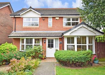 Thumbnail 4 bed detached house for sale in The Larches, Faversham, Kent
