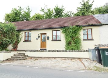 Thumbnail 2 bed semi-detached bungalow for sale in Station Road, Llanwern, Newport