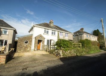 Thumbnail 3 bed semi-detached house for sale in Langsford Road, Peter Tavy, Tavistock