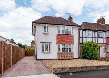 Thumbnail 2 bed detached house for sale in Romney Road, Old Malden, Worcester Park