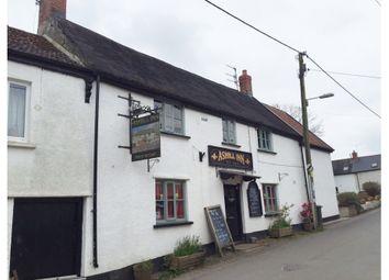 Thumbnail Pub/bar to let in Ashill Inn (Lh), Cullompton