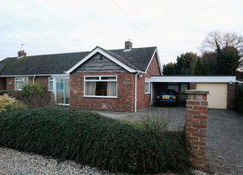 Thumbnail 2 bed bungalow to rent in Mill Close, Hethersett, Norwich