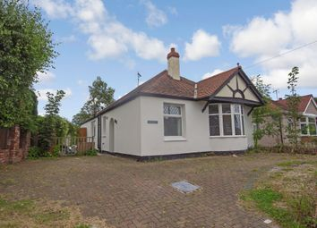 Thumbnail 4 bed detached bungalow for sale in Waterfall Road, Dyserth, Rhyl