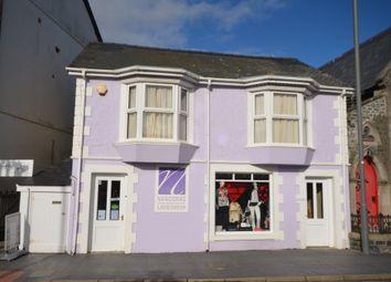 Thumbnail Retail premises for sale in Glandyfi Terrace, Aberdyfi, Gwynedd