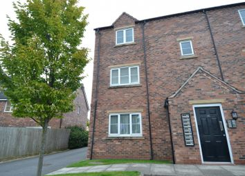 Thumbnail 1 bed flat to rent in Kidger Close, Shepshed, Loughborough