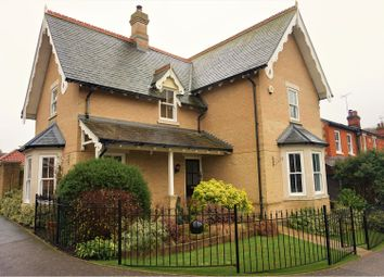 Thumbnail 4 bed detached house for sale in Rosewood Park, Manningtree