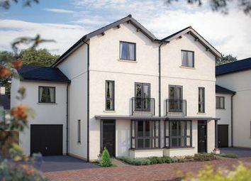 Thumbnail 4 bed link-detached house for sale in New Barn Lane, Cheltenham