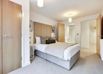Thumbnail 2 bedroom flat for sale in Oval Quarter, Myatts Field, Akerman Road, Lambeth, London
