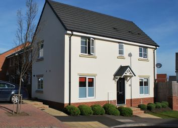 Thumbnail 3 bed end terrace house to rent in Abraham Drive, St Georges, Telford