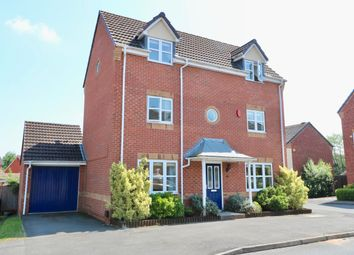 Thumbnail 4 bed detached house for sale in Turnpike Lane, Redditch