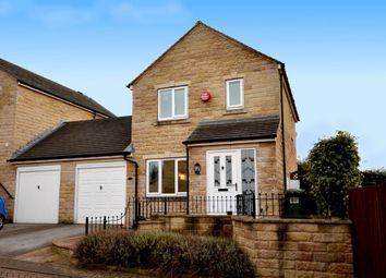 Thumbnail 3 bed link-detached house for sale in Ferndale Court, Huddersfield
