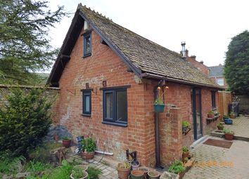 Thumbnail 1 bed lodge to rent in Clyst St. George, Exeter