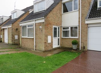 Thumbnail 3 bed terraced house for sale in Ash Rise, Kingsthorpe, Northampton