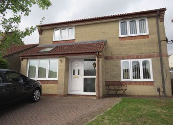 Thumbnail 4 bed detached house for sale in Compass Drive, Plympton, Plymouth