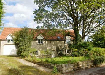 Thumbnail 3 bed detached house for sale in Wrelton, Pickering