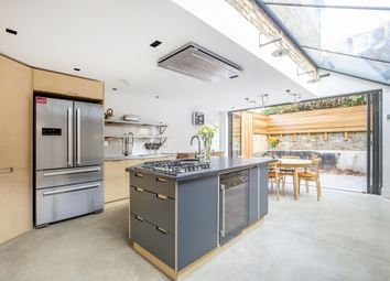 Thumbnail 4 bed end terrace house to rent in Springvale Terrace, London