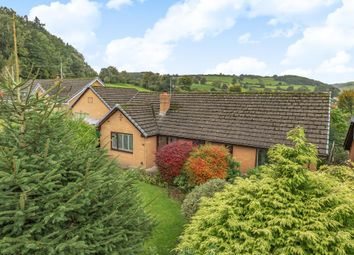Thumbnail 3 bed detached bungalow for sale in Jackets Close, Knighton, Powys