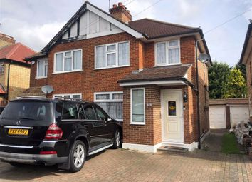 3 bed semi-detached house for sale in Harvey Road, Uxbridge, Middlesex UB10