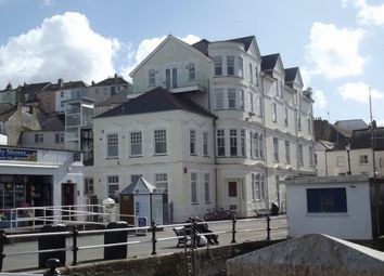Thumbnail 1 bed flat to rent in Prince Of Wales Pier, Falmouth