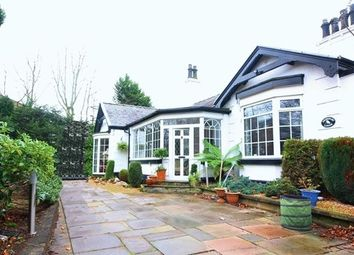 Thumbnail 3 bed detached bungalow for sale in Woolton Road, Childwall, Liverpool