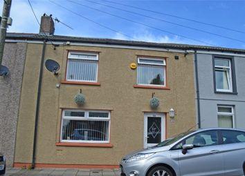 Thumbnail 3 bed terraced house for sale in Barrack Row, Dowlais, Merthyr Tydfil, Mid Glamorgan