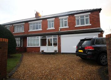 Thumbnail 5 bed semi-detached house for sale in Jepps Lane, Barton, Preston