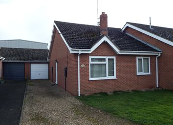 Thumbnail 2 bed bungalow for sale in Custom House Street, Sutton Bridge, Spalding