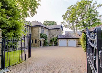 Thumbnail 4 bed detached house for sale in Ribblesdale Place, Barrowford, Lancashire