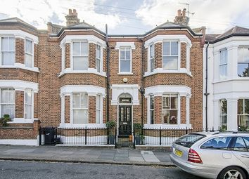 Thumbnail 4 bed terraced house to rent in Netherford Road, Clapham, London