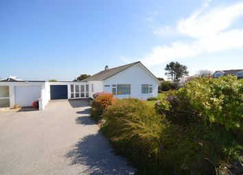 Thumbnail 3 bed detached bungalow to rent in Trevaunance Close, St. Agnes