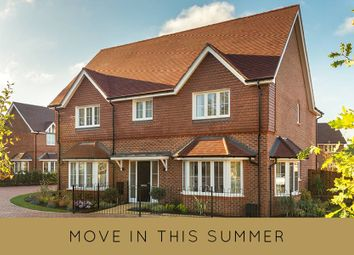 "Thumbnail 4 bed detached house for sale in ""The Ewhurst"" at Amlets Lane, Cranleigh"