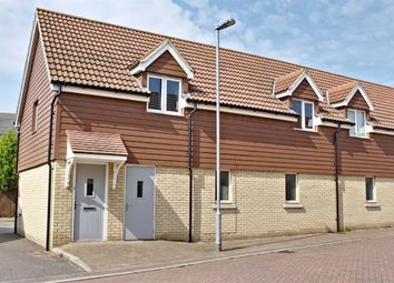 Thumbnail 2 bedroom flat for sale in Blenheim Close, Upper Cambourne, Cambridge