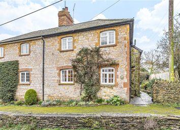 Thumbnail 3 bed semi-detached house for sale in Poyntington, Sherborne, Dorset