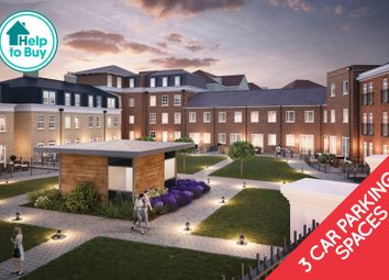 Thumbnail 2 bedroom flat for sale in 12A Abbotsbury Court, Garden Square East, Dickens Heath