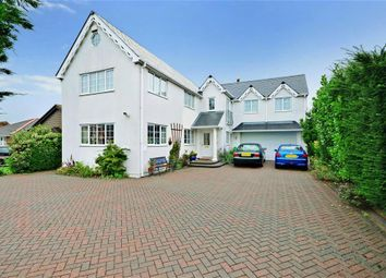 Thumbnail 6 bed detached house for sale in Havant Road, Hayling Island, Hampshire