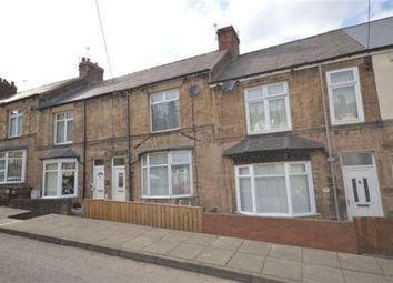 Thumbnail 2 bed terraced house to rent in Ernest Terrace, Shield Row, Stanley, County Durham
