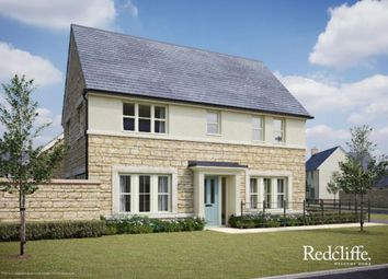 Thumbnail 3 bed detached house for sale in Allen Road, Corsham