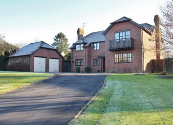 Thumbnail 4 bed detached house for sale in Burnt Hill, Nr.Yattendon, West Berkshire